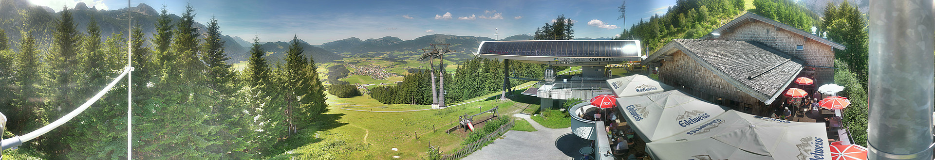 Livebild vom Karkogel Abtenau